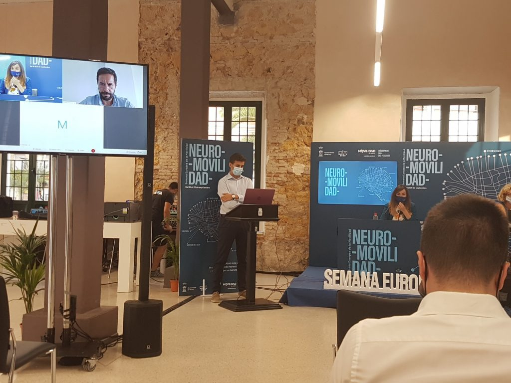 Presentación en el ayuntamiento de Murcia