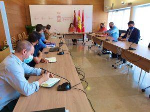 Reunión Murcia