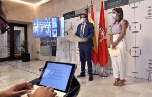 Presentación de la aprobación de Proyecto de Movilidad en Murcia